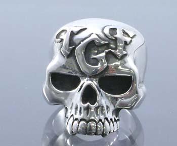 TGF skull ring