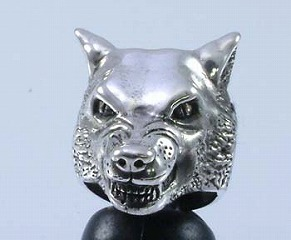 SOLD OUT■Wolf Ring■