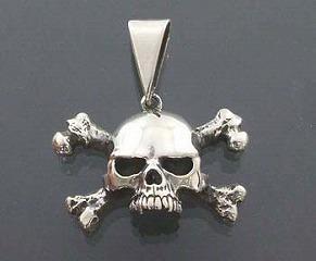 Large skull crossbones PH
