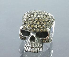 Large evil skull