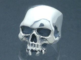 Excavation Skull Ring