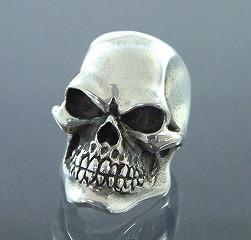 Grinning Skull Ring