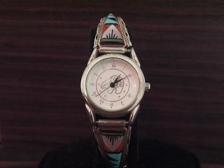 ズニ−時計−ベアー