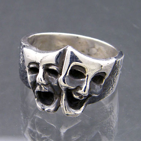 2 Face Ring