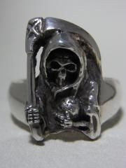 santa muerte RING SV DAY OF THE DEAD