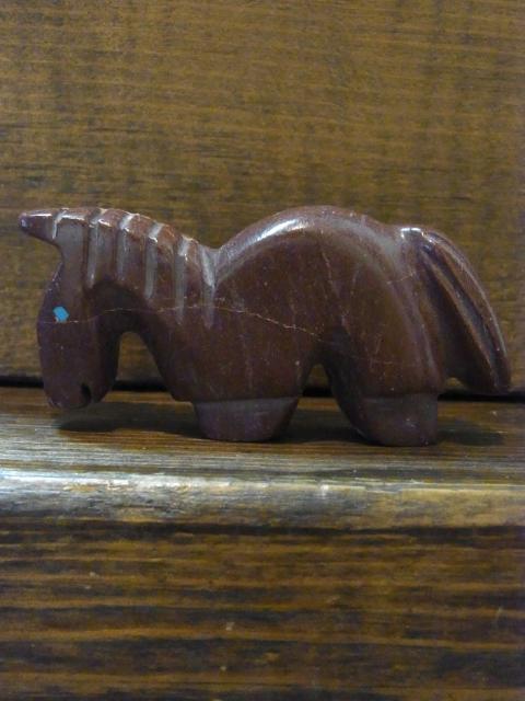 HORSE PIPESTONE