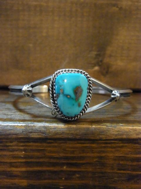 SOLD!! TURQUOISE CUFF BRACELET