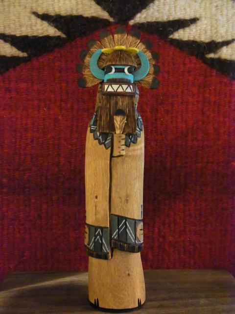 SOLD OUT BIG KACHINA RODERICK QUAM