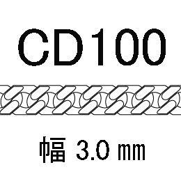 CD-100-50�p 喜平 線径1.00�o
