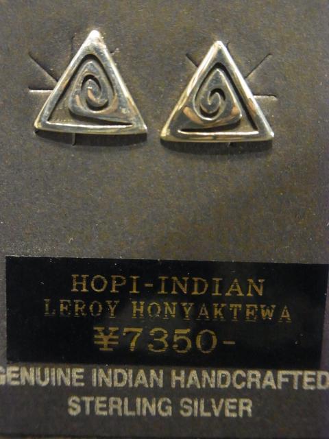 SOLD!!  LEROY HONYAKTEWA