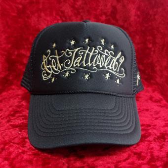LFL-CAP43 Get Tattooed  MESH CAP