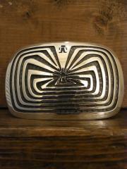 ALVIN SOSOLDE 5cmX7.5cm  Belt Buckle