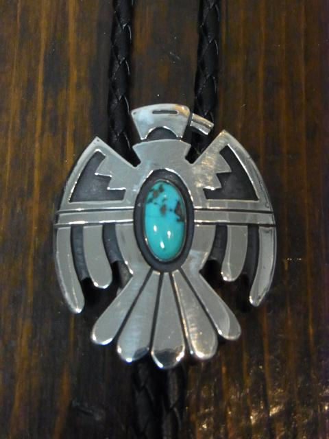 SOLD!! TED WADSWORTH BOLO TIE