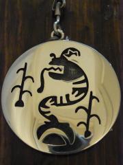 SOLD!! PHILBERT DENIS ホピチェーン付Hopicrafts VINTAGE-HOPI PENDANT 1962〜1983