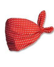 HAIR ACCESSORIES POLKA DOTS red LIQUOR BRAND