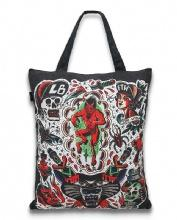TOTE BAG/CRAZY FLASH LIQUOR BRAND