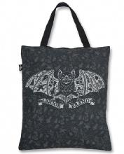 TOTE BAG/TATTBAT LIQUOR BRAND