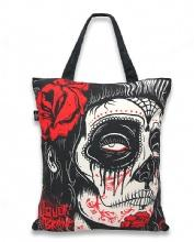 TOTE BAG/DEADGIRL LIQUOR BRAND