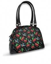 HANDBAGS /CHERRIES SKULLS LIQUOR BRAND
