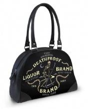 HANDBAGS /NIGHT REAPER LIQUOR BRAND