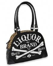 HANDBAGS /CROSSBONES LIQUOR BRAND