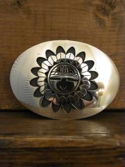 WILSON MOWA Belt Buckle