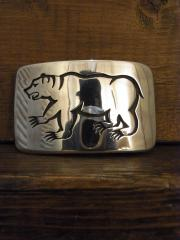 Ted Wadsworth VINTAGE-HOPI Belt Buckle