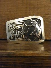 Eddison Wadsworth  Belt Buckle