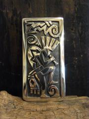 SOLD!! MoneyClip FERNANDO PUHUHEFVAYA ココペリ