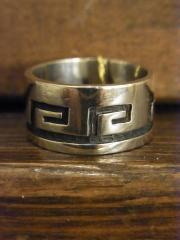 SOLD!! RAYMOND SEQUAPTEWA VINTAGE-RING 1970〜#10号