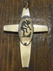 SOLD!! ラージクロスBERNARD DAWAHOYA VINTAGE-HOPI 1956〜2010