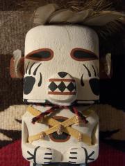White bear (medicine man herler) Shawn Sekaquaptewa