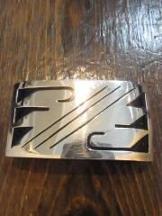 SOLD!! Willard Nuvayaouma Belt Buckle